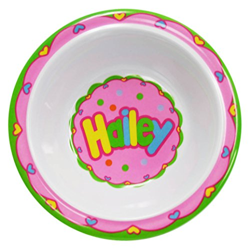 My Name Bowls Hailey USA Personalized Bowl
