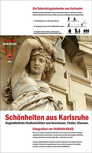 Geburtstagskalender Schönheiten Aus Karlsruhe A2 Amazonde