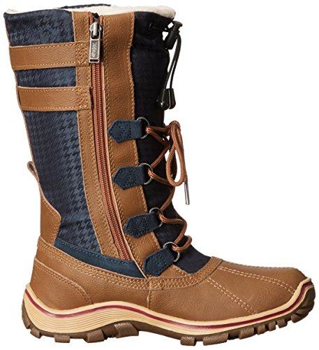 Navy Adriana Women's Boot Pajar Cognac xqFOFf