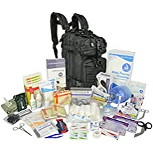 Lightning X Stocked EMS/EMT Trauma & Bleeding First Aid Responder Medical Backpack + Kit