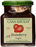 Casa Giulia Jam, Strawberry, 12.35 Ounce
