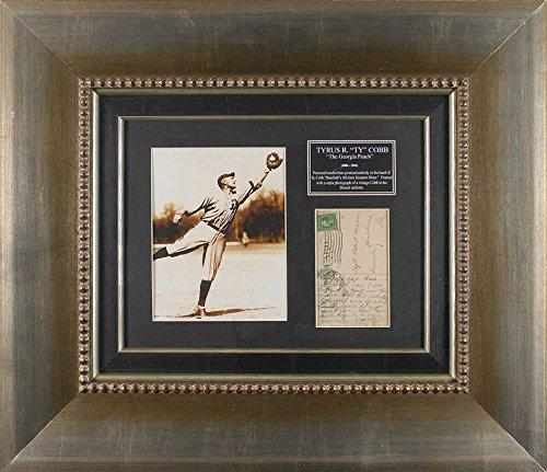 Ty Cobb - Autograph Letter Signed Circa 1915