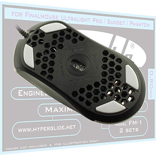 SHOPUS | Hyperglide Mouse Skates for Finalmouse Ultralight Pro