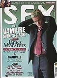 #5: SFX #108 Sept. 2003 James Marsters Johnny Depp Neil Gaiman unread MBX109