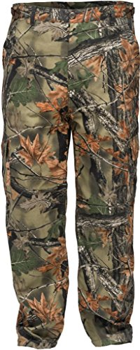 Trail Crest Boy's Camo 6 Pocket Cargo Pants W/ Magnet, Medium