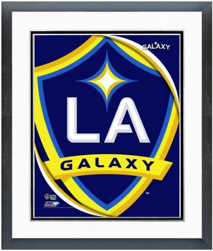 (Los Angeles Galaxy MLS Team Logo Photo (Size: 12.5
