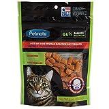 Petmate Jackson Galaxy 32043 Salmon Cat Treats (1 Pouch), 2 oz