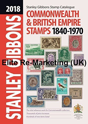 2018 COMMONWEALTH & EMPIRE STAMPS 1840-1970
