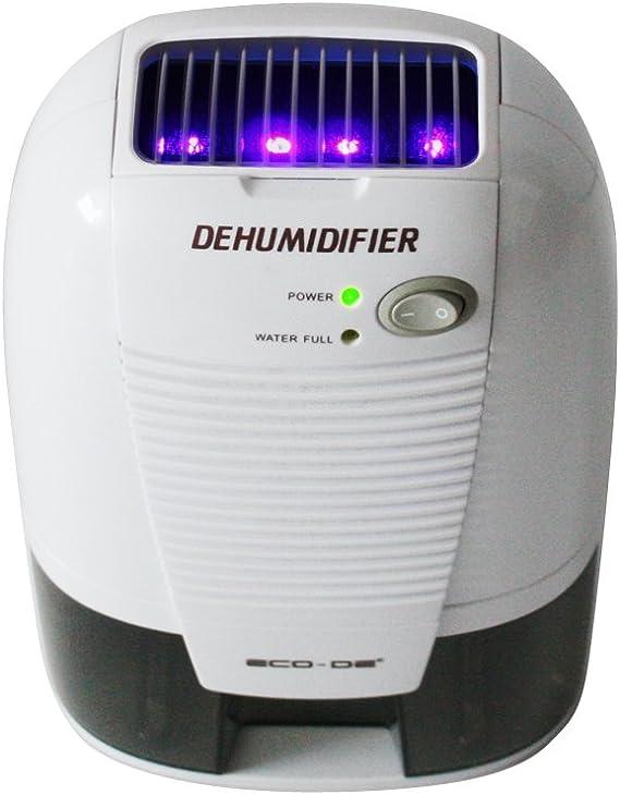 ECO-DE ECO-3600 - Deshumidificador iónico: Amazon.es: Hogar