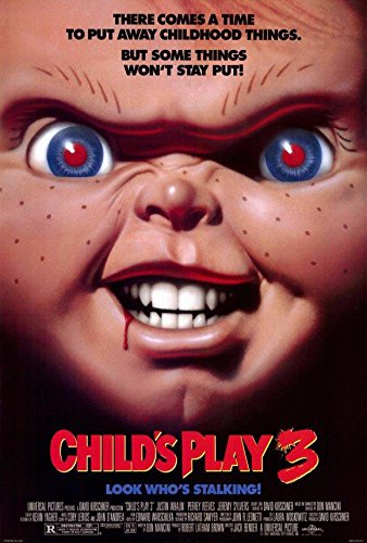 Image result for child's play 3 poster