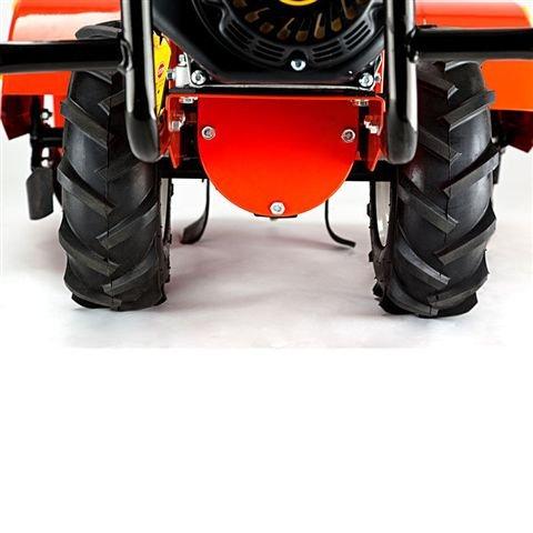 Motoazada a tracción, motocultor de explosión de 208 cc, 6, 5 HP, de gasolina súper potente profesional: Amazon.es: Jardín