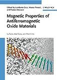 Magnetic Properties of Antiferromagnetic Oxide Materials, , 3527408819