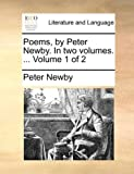 Poems, by Peter Newby In, Peter Newby, 1170482244