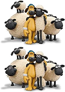 Amazon Shaun The Sheep Characters