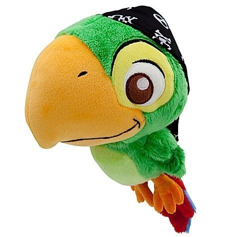 (Jake and the Never Land Pirates Skully Plush -- 6'' H by)