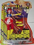 CUTIE HONEY Action Figure by Moby Dick 8 Tall Clothed Posable by Moby Dick