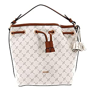 JOOP! Cortina Zohara Bucket bag white