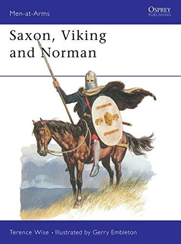 (Saxon, Viking and Norman (Men at Arms Series,)