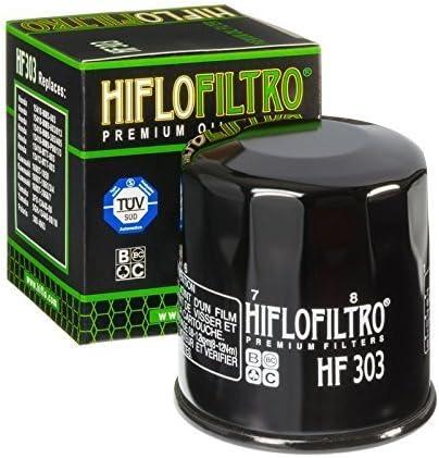 Filtre /à huile HIFLO KAWASAKI Z1000 //ABS ZRT00B B-C 2007-2009