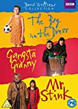 David Walliams Collection - 3-DVD Box Set ( The Boy in the Dress / Gangsta Granny / Mr. Stink ) [ NON-USA FORMAT, PAL, Reg.2.4 Import - United Kingdom ]