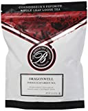 Boston Tea Finest Grade Loose Dragonwell Green Tea, Bulk,  Resealable 8-Ounce Pouch