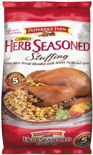 Pepperidge Farm Herb Seasoned Stuffing Recipes