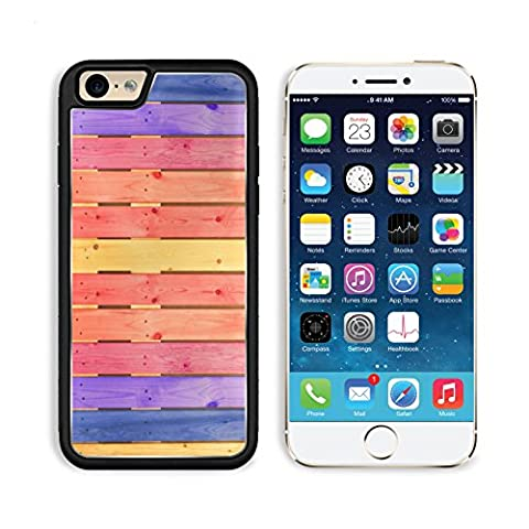 MSD Premium Apple iPhone 6 iPhone 6S Aluminum Backplate Bumper Snap Case iPhone6 IMAGE ID 30853981 Colorful wall for (Iphone6 Porch)