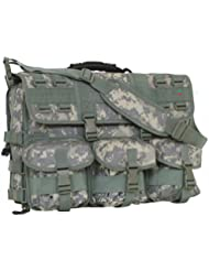 Military MOLLE Tactical Field Laptop Briefcase, Army Digital
