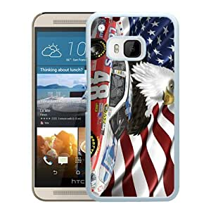 Fashionable And Unique Designed Cover Case With Dale Earnhardt Jr White For HTC ONE M9 Phone Case