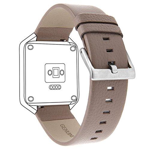 Henoda Fitbit Blaze Leather Fitness product image