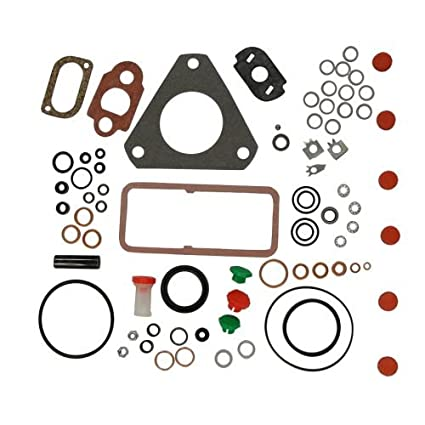 51DR2q2Be8L._SX425_ amazon com complete tractor cav injection pump repair kit (major