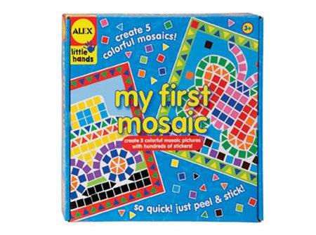 ALEX Toys Little Hands My First Mosaic