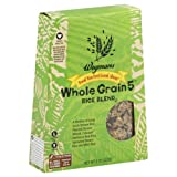 3 PACKS: Wegmans Food You Feel Good About Rice Blend, Whole Grain 5 (8 oz.)