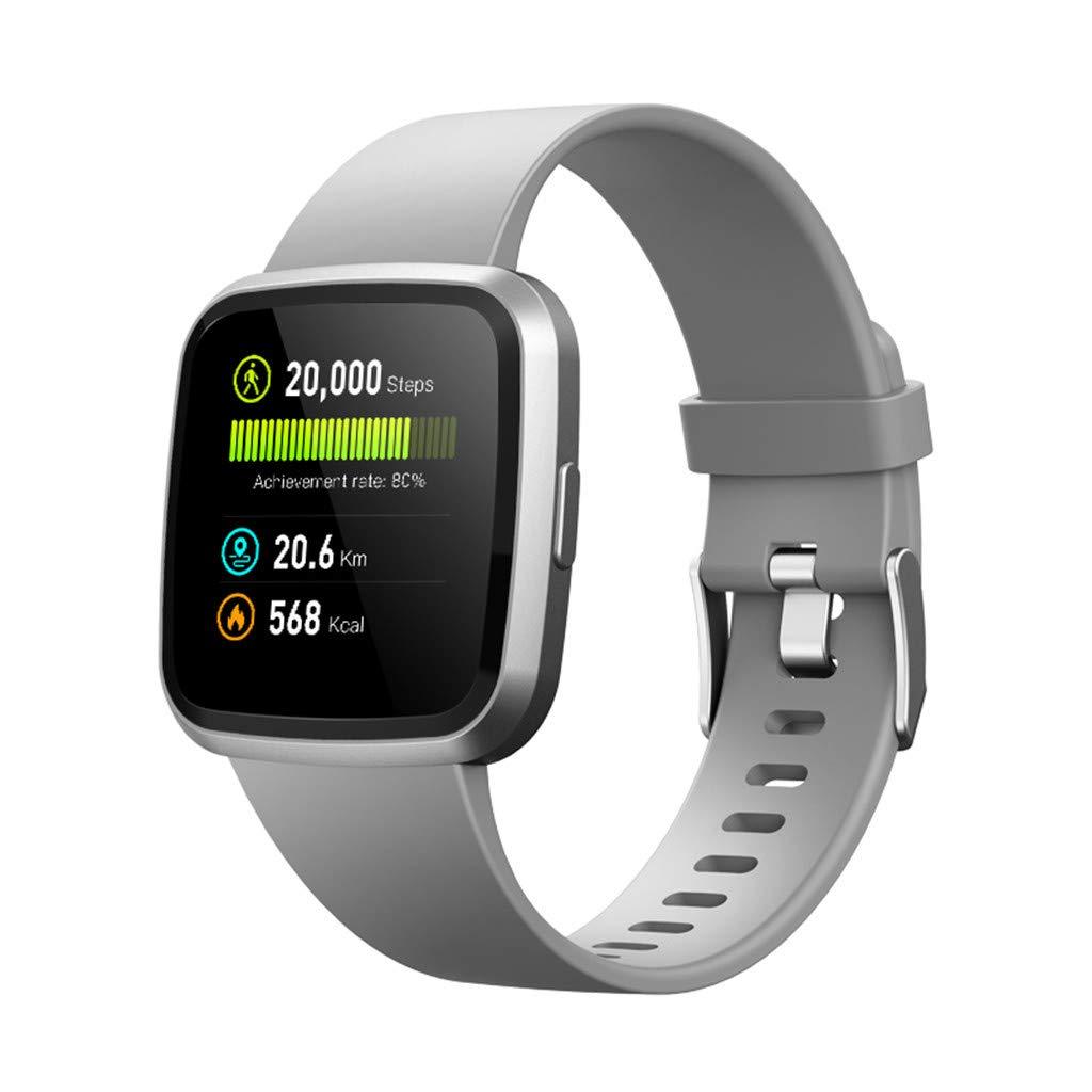 NDGDA ☼ V12C Smart Watch Bracelet Fitness Tracker Blood Pressure Heart Rate Pedometer Smartwatch by NDGDA Smart Watch