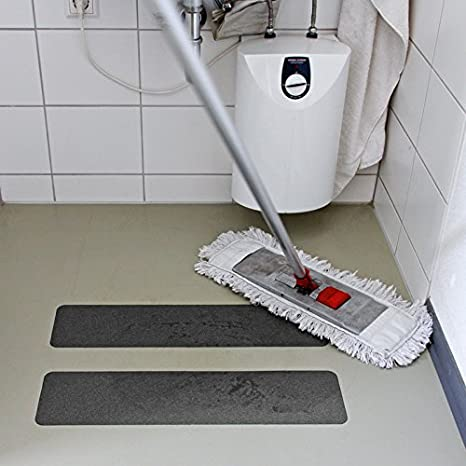 Antirutschband transparent Meterware 100mm Antirutschstreifen Antirutschbelag