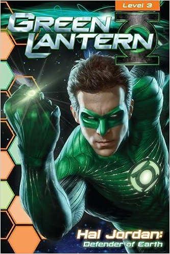Book Hal Jordan: Defender of Earth (Green Lantern) by Jake Black (2011-05-12)