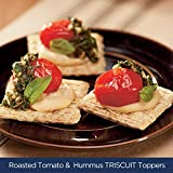 Triscuit Crackers 4 Flavor Variety Pack, 4 Boxes