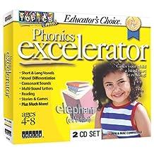 Educator's Choice Phonics Excelerator (Jewel Case)
