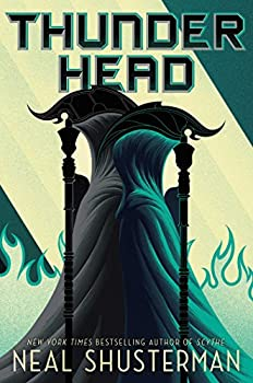 Thunderhead by Neal Shusterman fantasy book reveiws