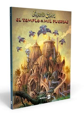 Libro imperio cobra juego