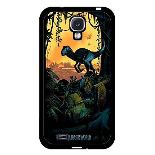 Dinasour Mysterious Jurassic World Phone Case Cover for Samsung Galaxy S4 I9500