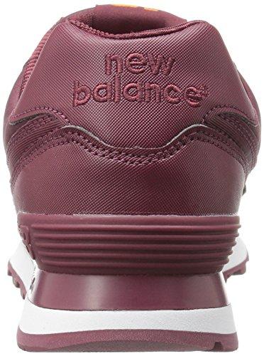 New Balance–Chaqueta de vuelo 574Zapatillas Burgundy
