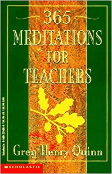 365 Meditations for Teachers