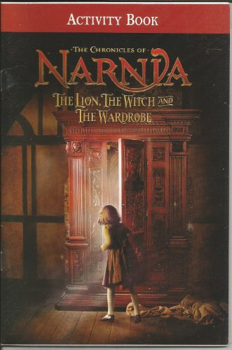 The Chronicles of Narnia - The Lion, the Witch, and the Wardrobe - Activity Book (Paperback) (The Lion The Witch And The Wardrobe Activities)