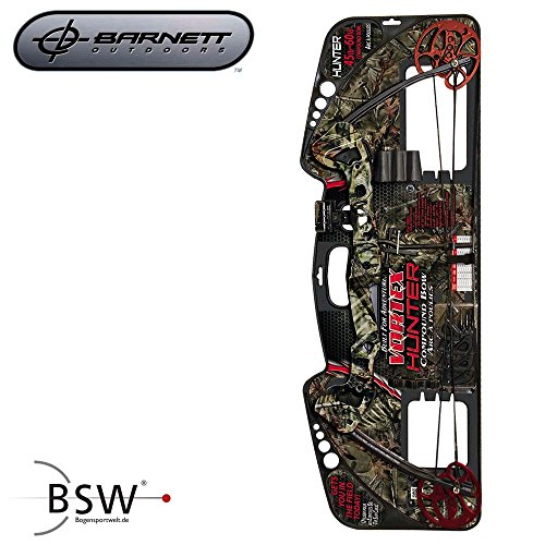 BARNETT Vortex Hunter Compoundbogen - 45-60 lbs - im Set