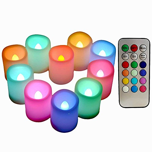 Colored Led Candle Light in Florida - 8