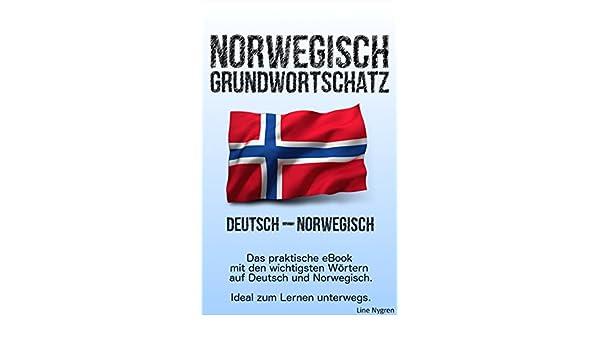 Grundwortschatz Deutsch - Norwegisch: Das praktische eBook mit den ...