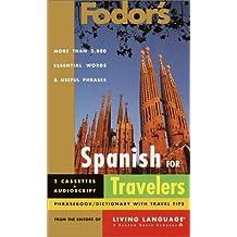 Fodor's Spanish for Travelers (Audio Set)