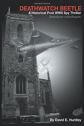 Manor Saucer (Death Watch Beetle, a Historical Post WWII Spy Thriller)