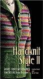 Handknit Style II, Linden Ward and Beryl Hiatt, 1564777103